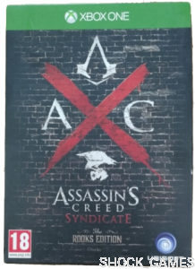 ASSASSIN'S CREED SYNDICATE PL XBOX ONE ROOKS EDITION ASSASSINS