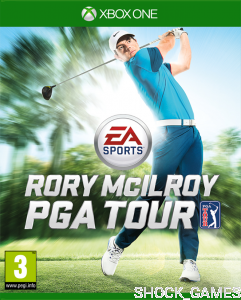 RORY MCILROY PGA TOUR 2015 XBOX ONE TIGER WOODS
