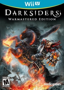 DARKSIDERS WARMASTERED EDITION WII U WWIU