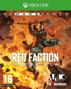 GRA XBOX ONE RED FACTION GUERRILLA RE-MARS-TERED PL