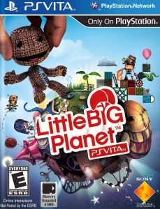 GRA PS VITA LITTLE BIG PLANET PSV LITTLEBIGPLANET