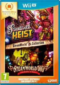 HEIST STEAM WORLD COLLECTION WII U WIIU