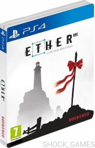 ETHER ONE PL PS4 LIMITED STEELBOOK EDITION