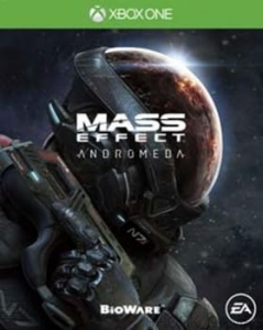 GRA XBOX ONE MASS EFFECT 4 ANDROMEDA PL