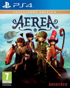 AEREA COLLECTOR'S EDITION PS4 AREA