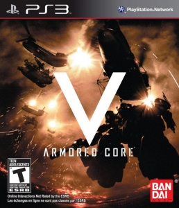 GRA PS3 ARMORED CORE V 5