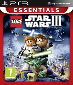 GRA PS3 LEGO STAR WARS III THE CLONE WARS WOJNA KLONÓW