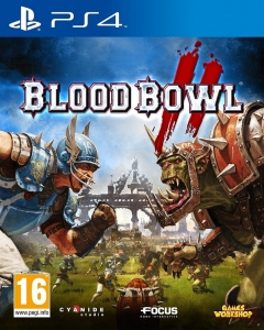 BLOOD BOWL 2 PS4 BLOODBOWL II
