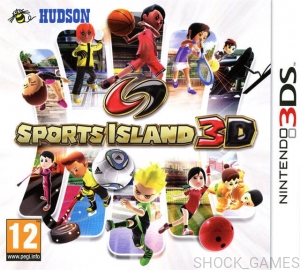 GRA NINTENDO 3DS SPORTS ISLAND 3D