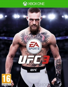 EA SPORTS UFC 3 III PL XBOX ONE