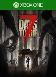 7 DAYS TO DIE 7DAYS  XBOX ONE