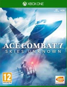 ACE COMBAT 7 SKIES UNKNOW PL XBOX ONE