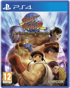 GRA PS4 STREET FIGHTER 30th ANNIVERSARY COLLECTION