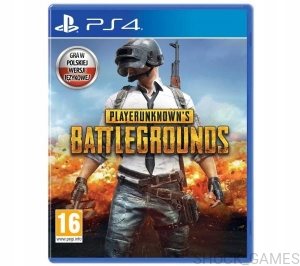 PLAYERUNKNOWN'S BATTLEGROUNDS PUBEK PL PS4