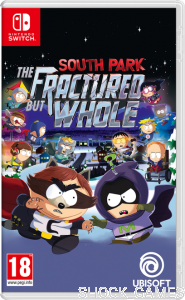 SOUTH PARK FRACTURED BUT WHOLE PL NINTENDO SWITCH