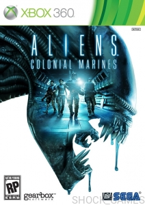 ALIENS COLONIAL MARINES PL XBOX 360