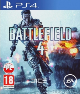 BATTLEFIELD 4 PL PS4 BF4