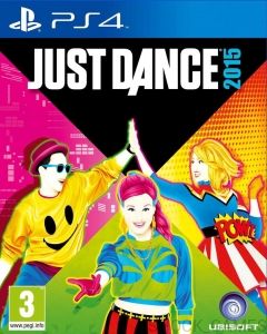 JUST DANCE 2015 KINECT PS4 CAMERA