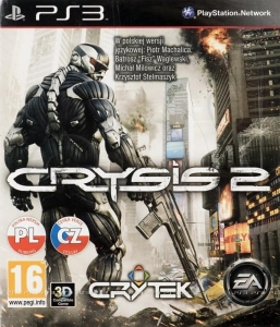 CRYSIS 2 PL PS3