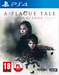 A PLAGUE TALE PL PS4