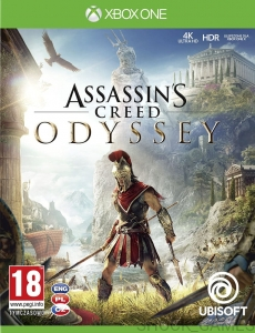 ASSASSIN'S CREED ODYSSEY PL XBOX ONE ASSASSINS