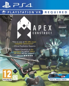 APEX CONSTRUCT PS4 PLAYSTATION VR