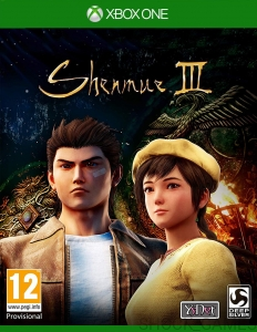 SHENMUE III 3 XBOX ONE