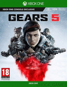 GRA XBOX ONE GEARS OF WAR 5 V PL
