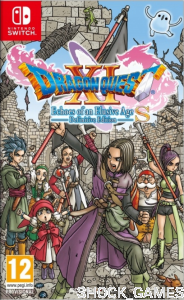 GRA NINTENDO SWITCH DRAGON QUEST XI S ECHOES DEFINITIVE EDITION 11