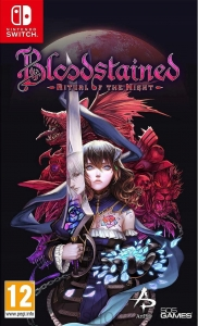 GRA NINTENDO SWITCH BLOODSTAINED RITUAL OF THE NIGHT