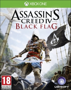 ASSASSIN'S CREED IV 4 BLACK FLAG PL XBOX ONE ASSASSINS