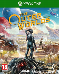 THE OUTER WORLDS PL XBOX ONE