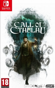 CALL OF CTHULHU PL NINTENDO SWITCH