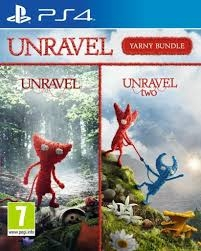 UNRAVEL YARNY BUNDLE 1 + 2 I II PS4