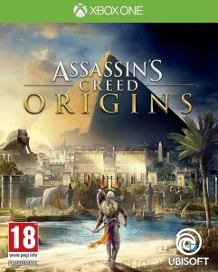ASSASSIN'S CREED ORIGINS PL XBOX ONE ASSASSINS