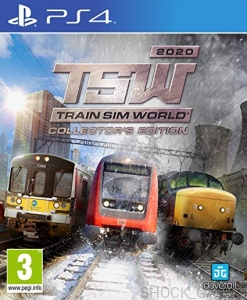 TRAIN SIM WORLD 2020 COLLECTOR'S EDITION PL PS4