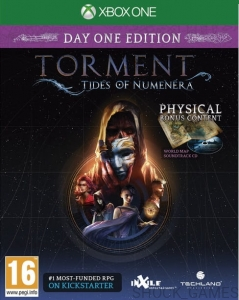 TORMENT TIDES OF NUMENERA PL XBOX ONE DAY ONE EDITION