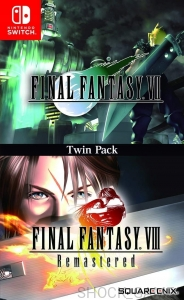 GRA NINTENDO SWITCH FINAL FANTASY VII VIII REMASTERED TWIN PACK