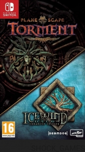 GRA NINTENDO SWITCH PLANESCAPE TORMENT & ICEWIND DALE ENHANCED PL