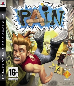 GRA PS3 PAIN