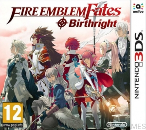 GRA NINTENDO 3DS FIRE EMBLEM FATES BIRTHRIGHT