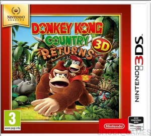 GRA NINTENDO 3DS DONKEY KONG COUNTRY RETURNS 3D