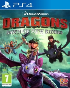 GRA PS4 DRAGONS DAWN OF NEW RIDERS