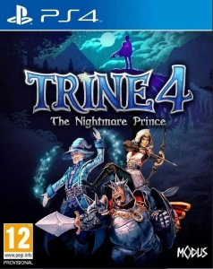 GRA PS4 TRINE 4 THE NIGHTMARE PRINCE PL