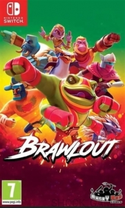 GRA NINTENDO SWITCH BRAWLOUT