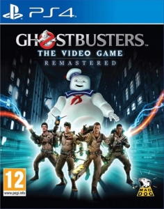 GRA PS4 GHOSTBUSTERS THE VIDEO GAME REMASTERED