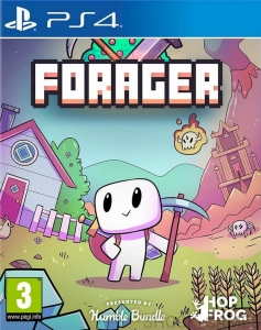 GRA PS4 FORAGER PL