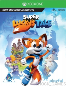 GRA XBOX ONE SUPER LUCKY'S TALE PL