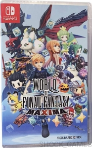 GRA NINTENDO SWITCH WORLD OF FINAL FANTASY MAXIMA