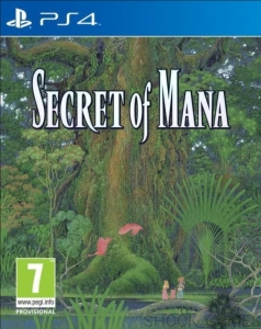 GRA PS4 SECRET OF MANA